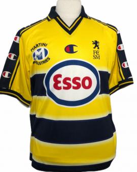 """Sochaux 2001-2002 HOME Taille """"L"""""""