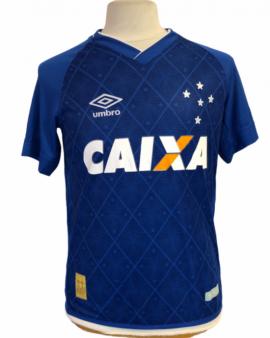 "Cruzeiro 2017-2018 HOME Taille ""M"" #10"