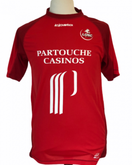 """Lille 2004-2005 HOME Taille """"XL"""""""