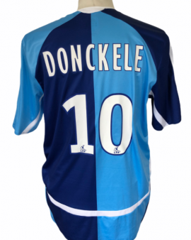 """Le Havre 2006-2007 HOME Taille """"L"""" #10 DONCKELE"""