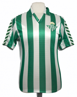 """Betis Seville 1988-1989 HOME Taille """"M"""""""