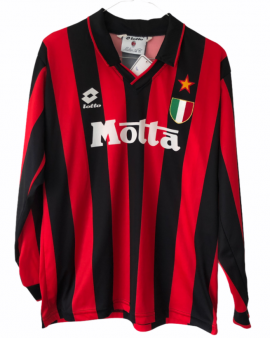 """Milan AC 1993-1994 HOME Taille """"S"""""""