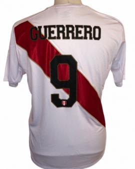 """Pérou 2018 HOME Taille """"S"""" 9 GUERRERO"""