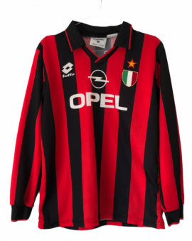 """Milan AC 1994-1995 HOME Taille """"S"""""""