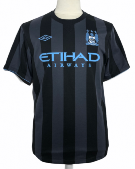 """Manchester City 2012-2013 AWAY Taille """"L"""""""