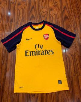 Arsenal Away football shirt 2008-2009 Nasri №8 jersey soccer