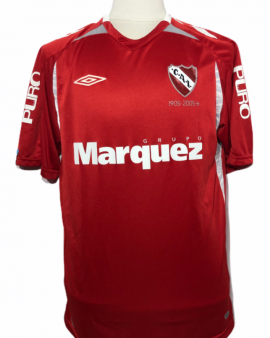 """Independiente 2005-2006 HOME Taille """"L"""""""