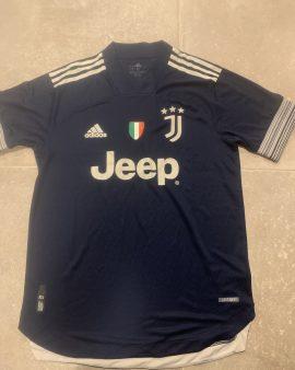 Juventus authentique 2020-2021 extérieur