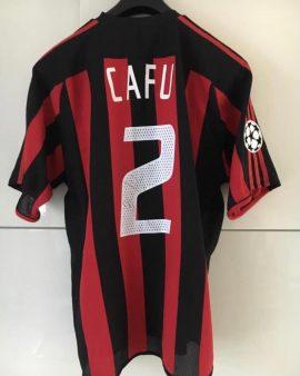 AC Milan – MATCHWORN by #2 CAFU
