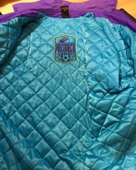 PSG Jacket 1993 – NIKE PREMIER portée contre Madrid