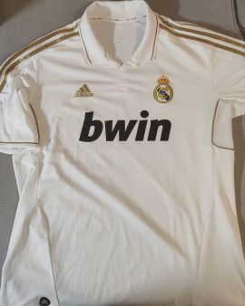Maillot Real Madrid 2011 Domicile