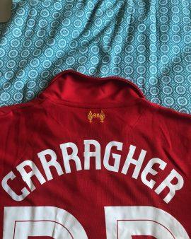 LIVERPOOL 2012-2013 – JAMIE CARRAGHER