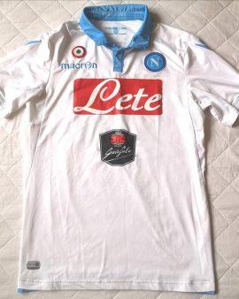 Jersey Gabbiadini Napoli 2014-2015 away Macron