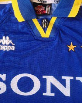 Authentic jersey Juventus 1996-97 Away Kappa Vintage