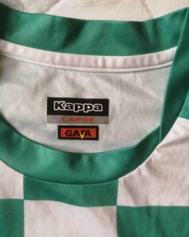Authentic jersey Real Betis 2019 Limited Edition Kappa from Recycled Plastic