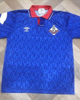 Jersey Oldham Athletic 1991-1993 home Umbro Vintage