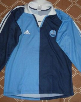 Rarely Jersey Le Havre AC 2000 Home Adidas Vintage