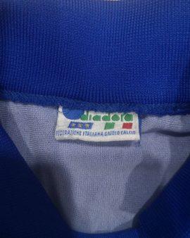 Jersey Italy 1991 home Diadora Vintage