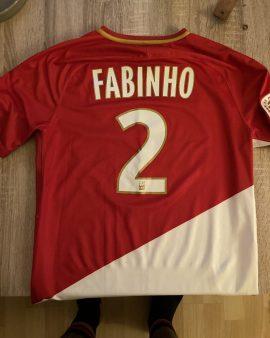 AS Monaco Fabinho