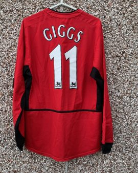 MANCHESTER UNITED – 02/04 #11 GIGGS