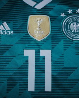 Allemagne 2017/18 #11-Reus
