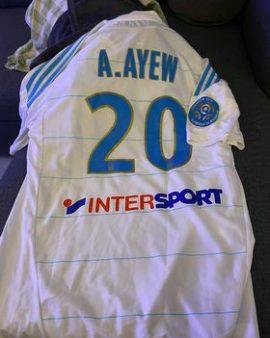 Maillot AYEW CHAMPION 2010