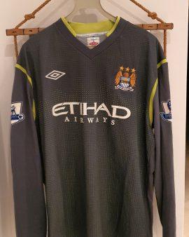 Manchester city GK 2011-2012 joe hart size 46 (XL)