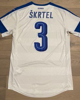 Slovakia Martin Skrtel Stock Pro