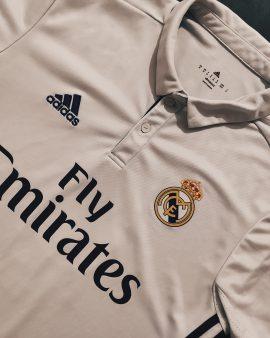 Sergio Ramos Real Madrid 16/17 Home Shirt