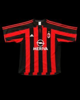 Maillot Milan AC 2003-04