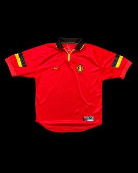 Maillot Belgique 1998-00