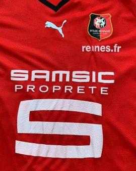 Stade RENNAIS – Wiltord matchworn