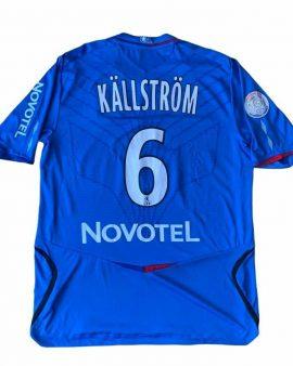 OL Lyon – worn by KALLSTROM
