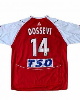 Stade Reims – matchworn by DOSSEVI