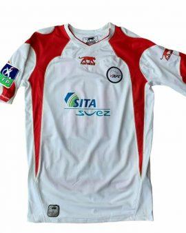 VAFC Valenciennes – matchworn by DOSSEVI