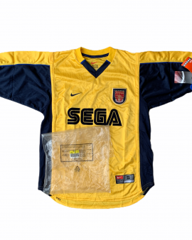 ARSENAL 1999/2000 – SMALL – NEW with tags
