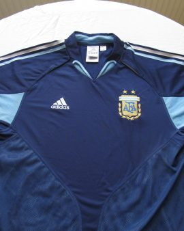 maillot selection ARGENTINE 2004-2005