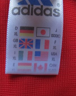 maillot ESPAGNE 1999-2002
