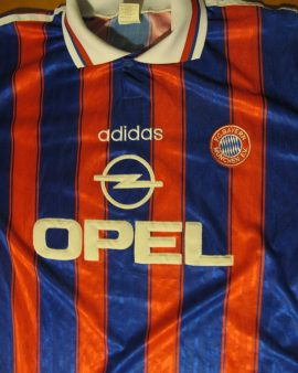 maillot Bayern Munich 1995 – 1997