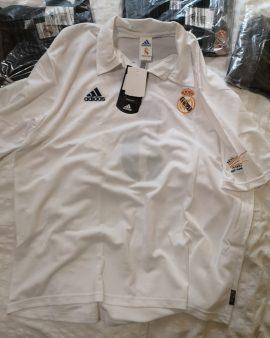 Zidane bnwt Real Madrid 2001-02