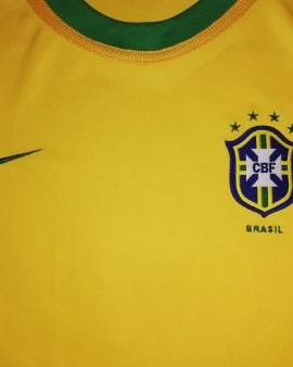 Bresil shirt 2000-2001 (L grand /XL )
