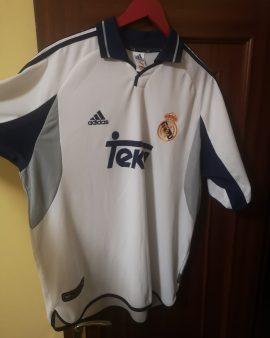 Real Madrid 00-01