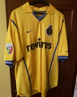 Porto 2000-01 Pizzi