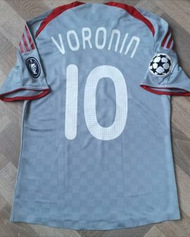 Jersey Voronin Liverpool Champions League 2008-2009 Player Issue