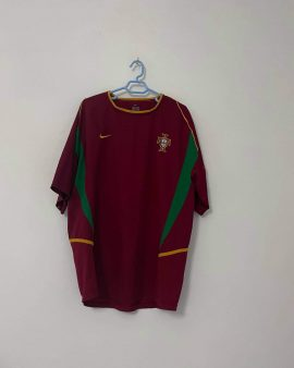Maillot Portugal World Cup 2002