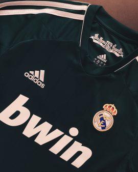 Real Madrid 12/13 Third