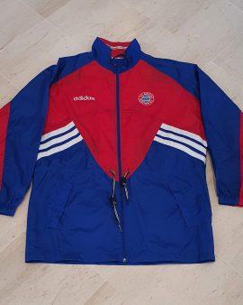 1993 – 1995 Bayern Munich Rain Jacket Size 40/42