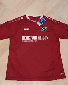 2016-17 Hannover 96 Home shirt size L BNWT