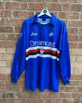 Sampdoria 1999 Home Shirt