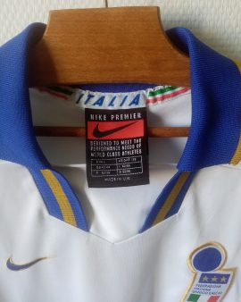 Maillot Italy Nike Premier Third 1996
